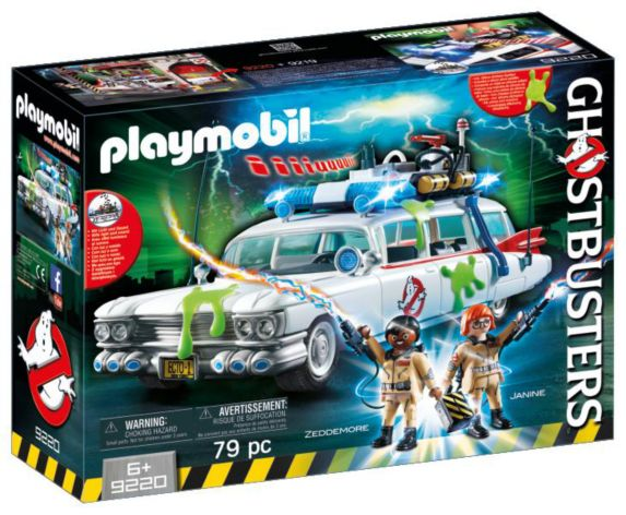 PLAYMOBIL Ghostbusters™ Ecto-1 Playset