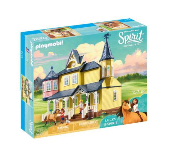 PLAYMOBIL Spirt Lucky's Happy Home Playset Product image