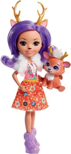 Mattel Enchantimals Doll & Animal, Assorted Product image