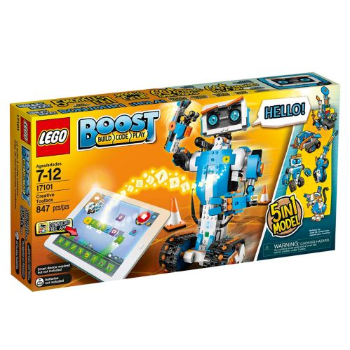 LEGO® BOOST Creative Toolbox - 17101 Product image