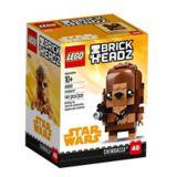 LEGOMD BrickHeadzMC Star WarsMC Chewbacca - 41609 | Legonull