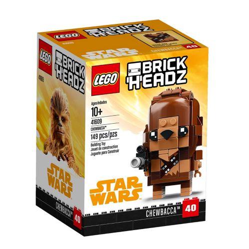 LEGOMD BrickHeadzMC Star WarsMC Chewbacca - 41609 Image de l'article