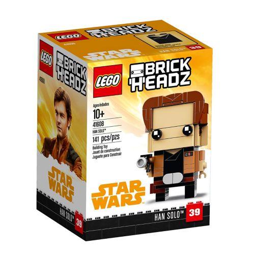 LEGOMD BrickHeadzMC Star WarsMC Han Solo - 41608 Image de l'article