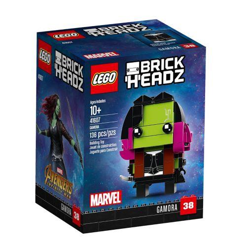 LEGOMD BrickHeadzMC Gamora - 41607 Image de l'article