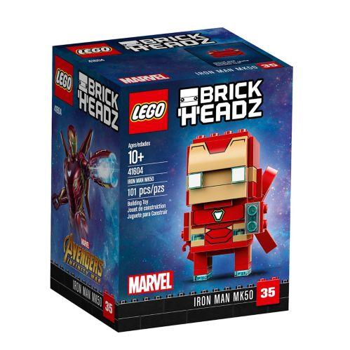 LEGO® BrickHeadz™ Iron Man MK50 - 41604 Product image