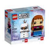 LEGOMD BrickHeadzMC Anna et Olaf - 41618 | Legonull