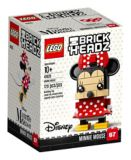 LEGOMD BrickHeadzMC Minnie Mouse - 41625 | Legonull