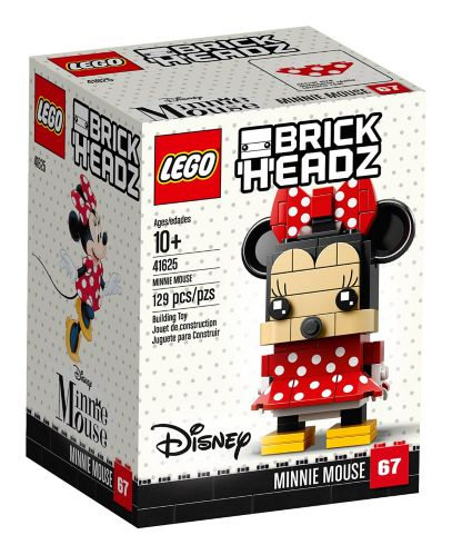 LEGOMD BrickHeadzMC Minnie Mouse - 41625 Image de l'article
