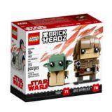 LEGO® BrickHeadz™ Luke Skywalker™ & Yoda™ - 41627 | Legonull