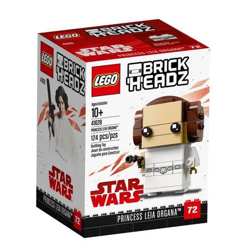 LEGOMD BrickHeadzMC Princess Leia OrganaMC - 41628 Image de l'article