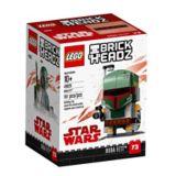 LEGOMD BrickHeadzMC Boba FettMC - 41629 | Legonull