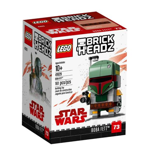 LEGOMD BrickHeadzMC Boba FettMC - 41629 Image de l'article