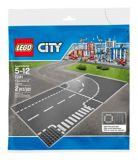 LEGOMD City, Plaques de route - Intersection et virage | Legonull