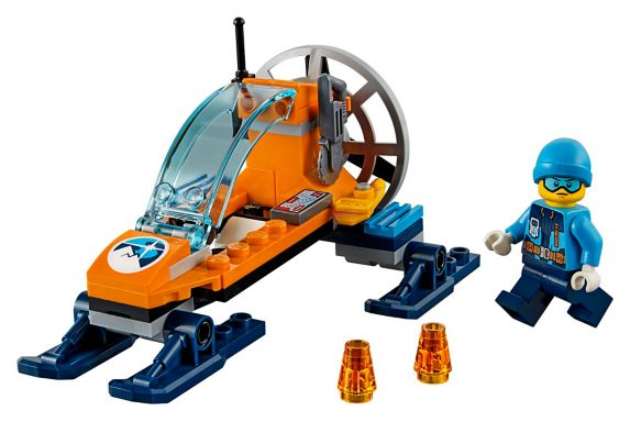 LEGO® City Arctic Ice Glider - 60190 Product image