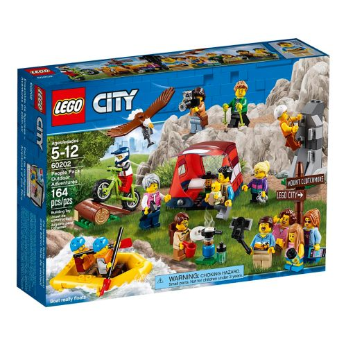 LEGO® City People Pack - Outdoor Adventures - 60202