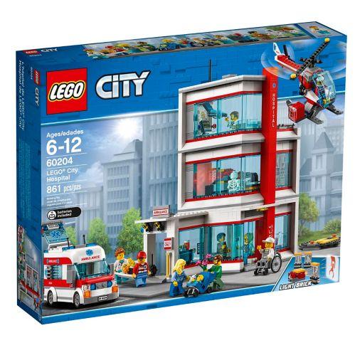 LEGO® City Hospital - 60204 Product image