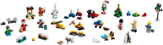 LEGO® City Advent Calendar - 60201