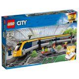 LEGOMD City, Le train de passagers télécommandé - 60197 | Legonull