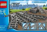 LEGO® City Switch Tracks Set, 8-pc | Legonull