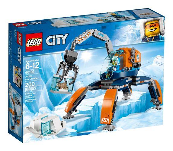LEGO® City Arctic Ice Crawler - 60192 Product image