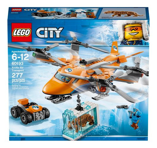 LEGO® City Arctic Air Transport - 60193 Product image