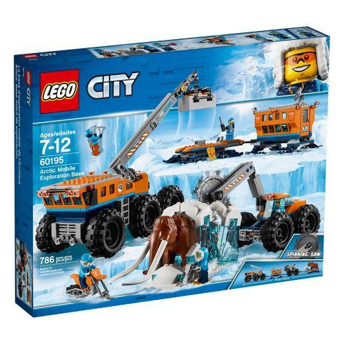 LEGO® City Arctic Mobile Exploration Base - 60195 Product image
