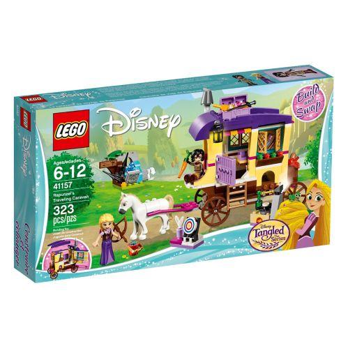 LEGOMD Disney, La caravane de Raiponce - 41157 Image de l'article