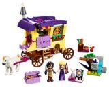 LEGOMD Disney, La caravane de Raiponce - 41157 | Legonull