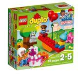 LEGOMD DUPLOMD, La fête d'anniversaire - 10832 | Legonull