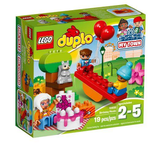 LEGOMD DUPLOMD, La fête d'anniversaire - 10832 Image de l'article