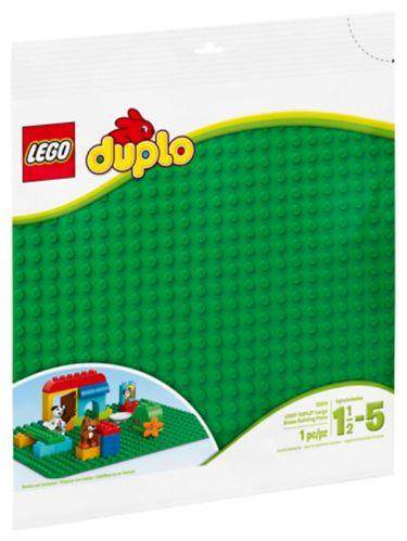 LEGOMD DUPLOMD, grande plaque de construction verte Image de l'article