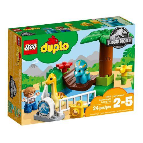 LEGO® DUPLO® Jurassic World Gentle Giants Petting Zoo - 10879