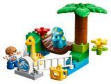 LEGO® DUPLO® Jurassic World Gentle Giants Petting Zoo - 10879 | Legonull