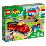 LEGOMD DUPLOMD, Le train à vapeur - 10874 | Legonull