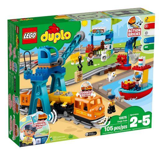 LEGOMD DUPLOMD, Le train de marchandises - 10875 Image de l'article