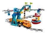 LEGOMD DUPLOMD, Le train de marchandises - 10875 | Legonull