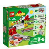 LEGO® DUPLO® Train Tracks - 10882 | Legonull