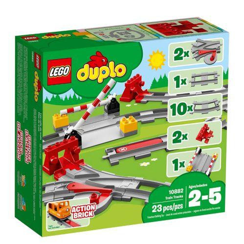 LEGO® DUPLO® Train Tracks - 10882 Product image