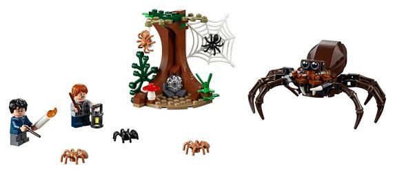 LEGOMD Harry PotterMC, Le repaire d'Aragog - 75950 Image de l'article