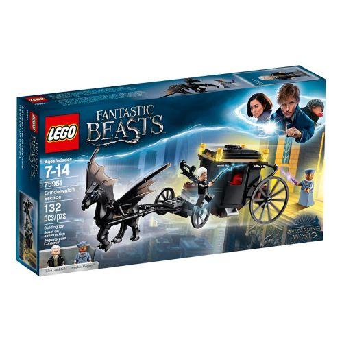 LEGO® Fantastic Beasts™ Grindelwald's Escape- 75951 Product image