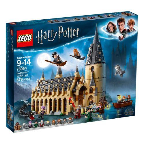 LEGO Harry Potter, La grande salle de Poudlard – 75954 Image de l'article