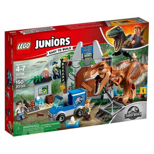 LEGO Juniors, L'évasion du T. rex – 10758 Image de l'article