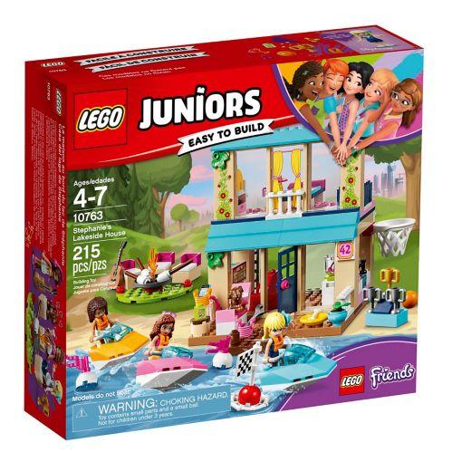LEGO® Juniors Stephanie's Lakeside House - 10763 Product image