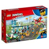 LEGO Juniors, L'aéroport City Central – 10764 | Legonull