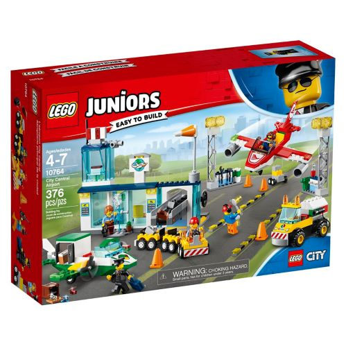 LEGO Juniors, L'aéroport City Central – 10764