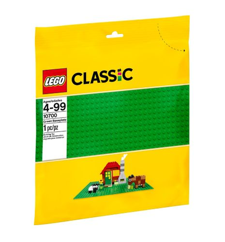 LEGO® Classic Green Baseplate - 10700 Product image