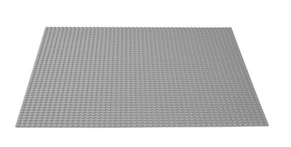 LEGO® Classic Grey Baseplate - 10701