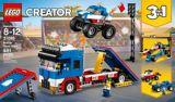 LEGO Creator, Le spectacle de cascades ambulant – 31085 | Legonull