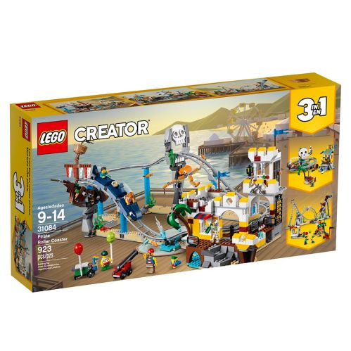 LEGO® Creator Pirate Roller Coaster - 31084 Product image