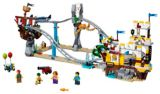 LEGO Creator, Les montagnes russes pirates – 31084 | Legonull